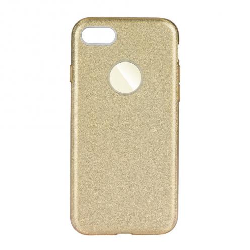 Coque Antichoc Shining Glitter pour iPhone 7 / 8 / SE 2020 Or