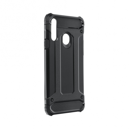 Coque Antichoc ARMOR pour Samsung Galaxy A21S Noir