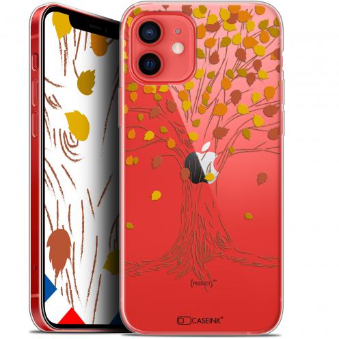 """Coque Gel iPhone 12 Mini (5.4"""") Extra Fine Autumn 16 - Tree"""