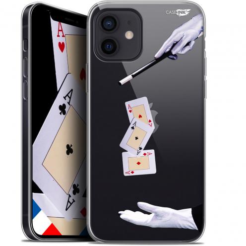 """Coque Gel iPhone 12 Mini (5.4"""") Extra Fine Motif - Cartes Magiques"""