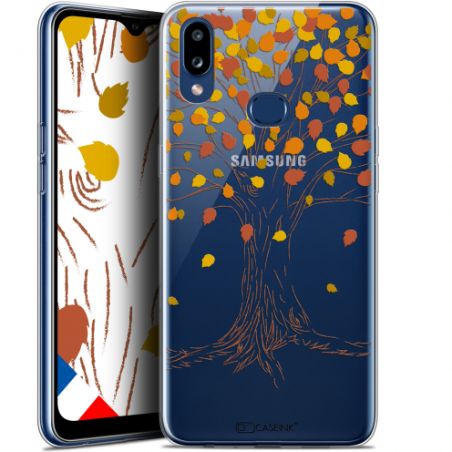 "Coque Gel Samsung A10S (6.1"") Extra Fine Autumn 16 - Tree"