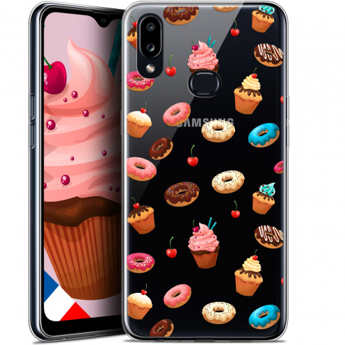 "Coque Gel Samsung A10S (6.1"") Extra Fine Foodie - Donuts"