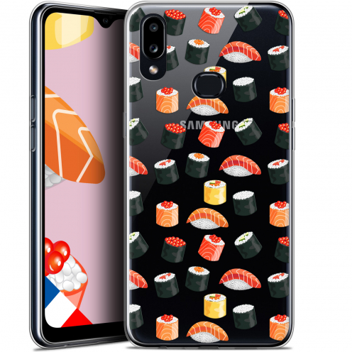 "Coque Gel Samsung A10S (6.1"") Extra Fine Foodie - Sushi"
