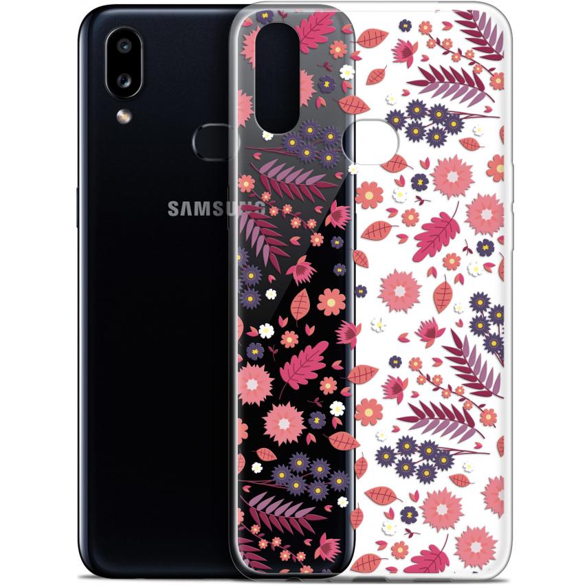 """Coque Gel Samsung A10S (6.1"""") Extra Fine Spring - Printemps"""