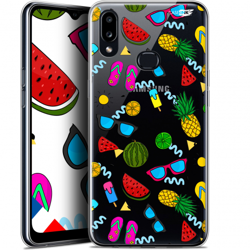"Coque Gel Samsung A10S (6.1"") Extra Fine Motif - Summers"