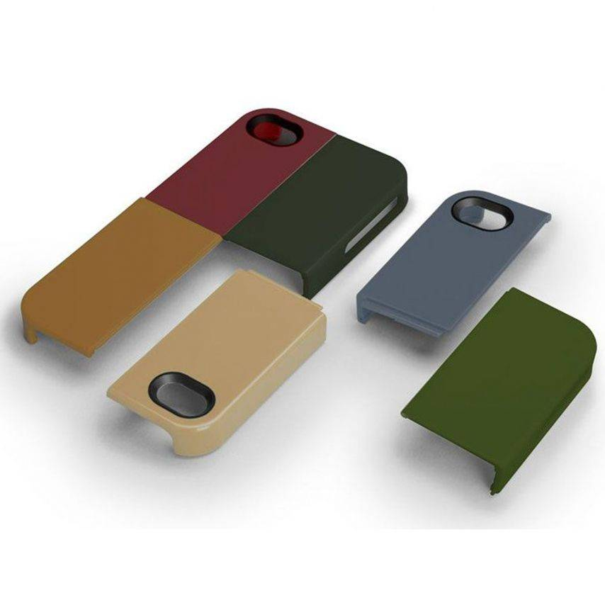 Vue Principale de Coque Case-Mate® Quartet iPhone 4S/4