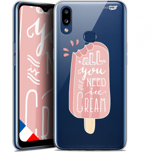 "Coque Gel Samsung A10S (6.1"") Extra Fine Motif - Ice Cream"
