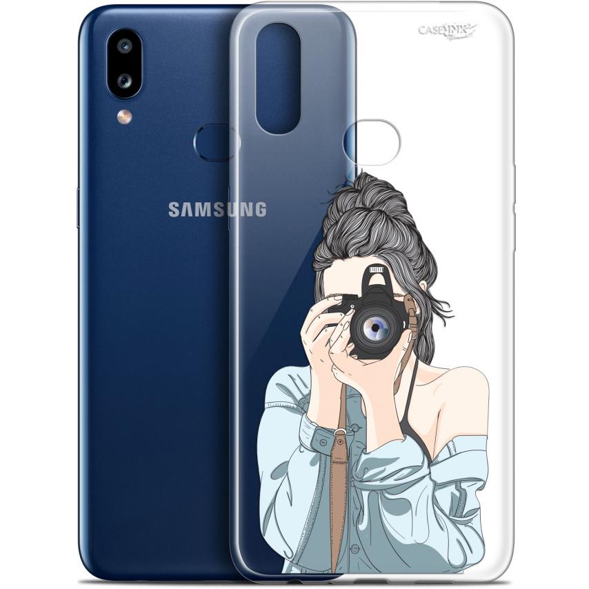 "Coque Gel Samsung A10S (6.1"") Extra Fine Motif - La Photographe"
