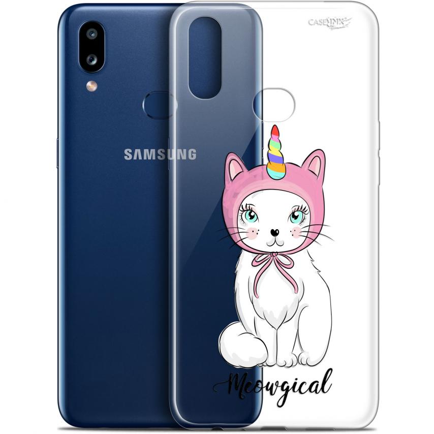 "Coque Gel Samsung A10S (6.1"") Extra Fine Motif - Ce Chat Est MEOUgical"