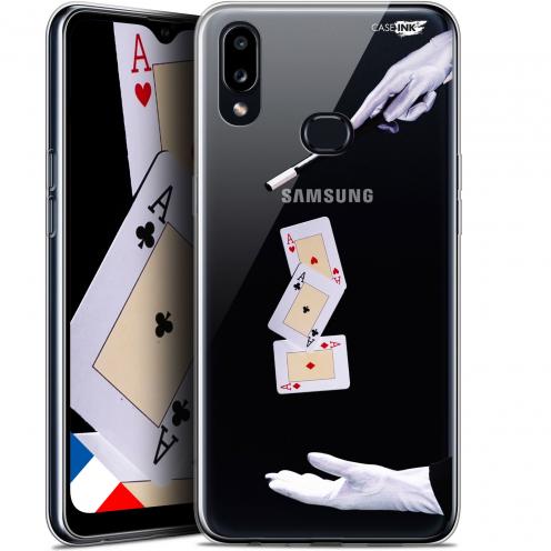 """Coque Gel Samsung A10S (6.1"""") Extra Fine Motif - Cartes Magiques"""