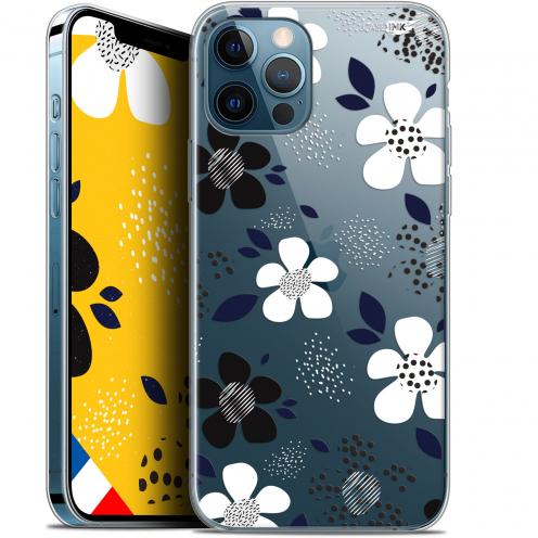 "Coque Gel iPhone 12 Pro MAX (6.7"") Extra Fine Motif - Marimeko Style"