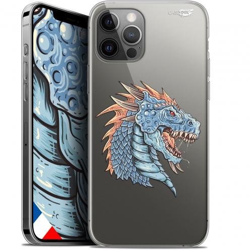 "Coque Gel iPhone 12 Pro MAX (6.7"") Extra Fine Motif - Dragon Draw"