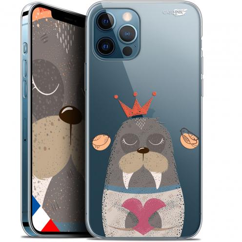 """Coque Gel iPhone 12 Pro MAX (6.7"""") Extra Fine Motif - Sketchy Walrus"""