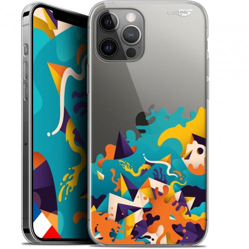 """Coque Gel iPhone 12 Pro MAX (6.7"""") Extra Fine Motif - Les Vagues"""