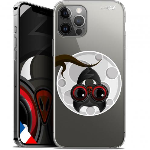 """Coque Gel iPhone 12 Pro MAX (6.7"""") Extra Fine Motif - Petit Vampire"""
