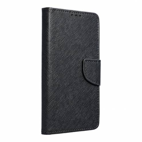 Coque Etui Fancy Book pour Huawei Honor 8X Noir