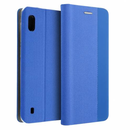 Coque Folio Sensitive Book pour Samsung A10 light blue