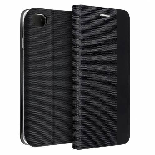 Coque Folio Sensitive Book pour Apple iPhone 7/8 Noir