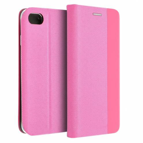 Coque Folio Sensitive Book pour Apple iPhone 7/8 light Rose