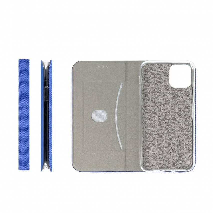 Coque Folio Sensitive Book pour Samsung A10 light blue