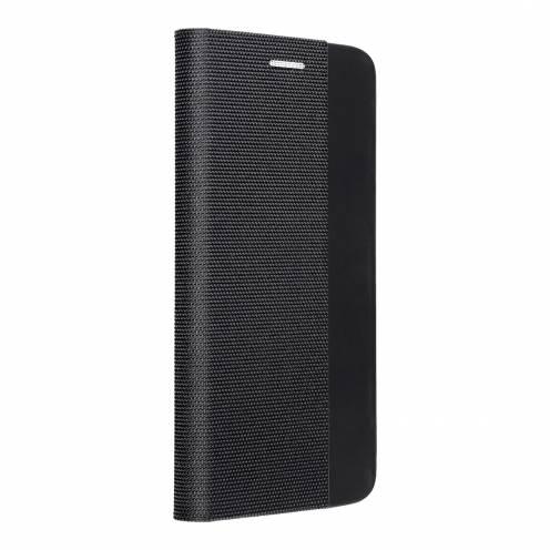 Coque Folio Sensitive Book pour Samsung A40 Noir