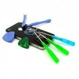 Vue détaillée de Pack 8 outils spécial iPhone et iPad