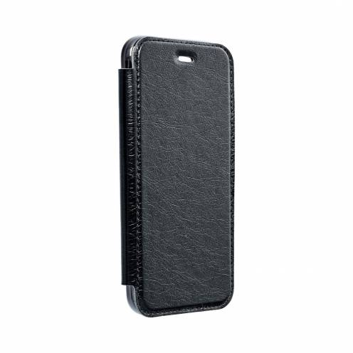 Coque Etui Electro Book pour iPhone XS Max Noir
