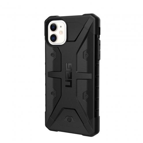 Coque Antichoc Apple iPhone 11 Urban Armor Gear® UAG Pathfinder Noir