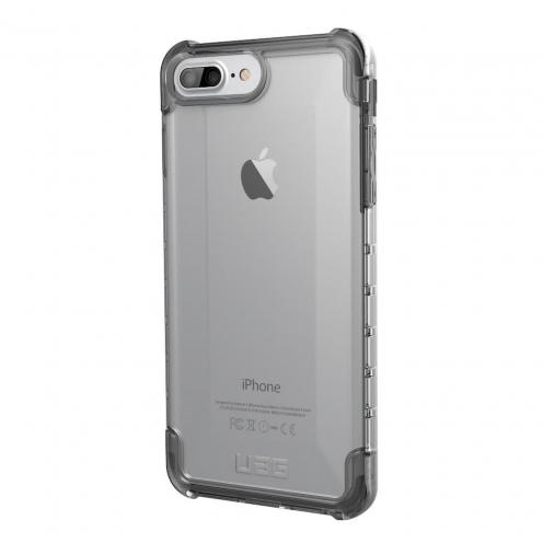 Coque Antichoc Apple iPhone 6 Plus / 7 Plus / 8 Plus Urban Armor Gear® UAG Plyo Transparent