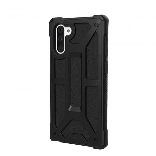 Coque Antichoc Samsung Galaxy Note 10 Urban Armor Gear® UAG Monarch Noir