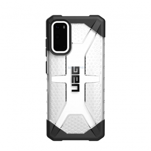 ( UAG ) Urban Armor Gear Plasma case pour Samsung S20 Transparent