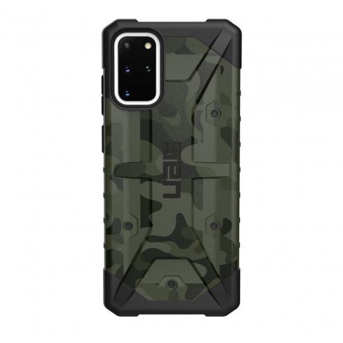 ( UAG ) Urban Armor Gear Pathfinder case pour Samsung S20 PLUS forest camo
