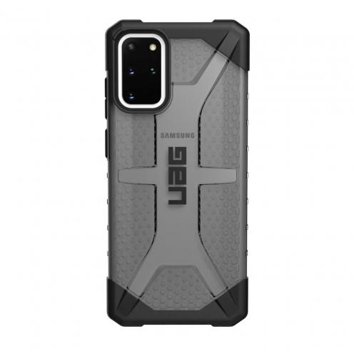 ( UAG ) Urban Armor Gear Plasma case pour Samsung S20 PLUS Noir Transparent