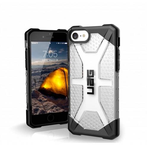 ( UAG ) Urban Armor Gear Plasma pour iPhone 7 / 8 / SE 2020 transparent