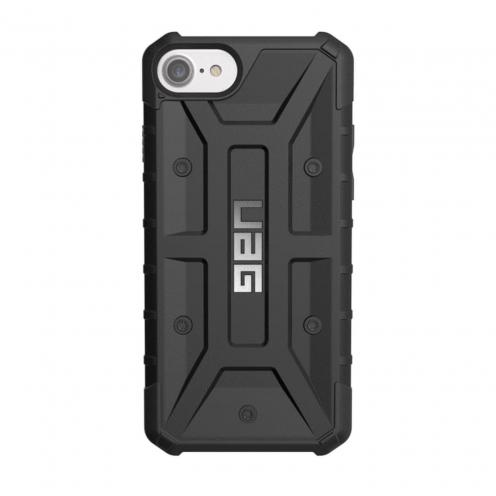 ( UAG ) Urban Armor Gear Pathfinder pour iPhone 7 / 8 / SE 2020 Noir