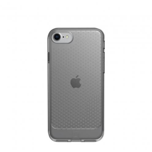 Coque ( UAG ) Urban Armor Gear Lucent pour iPhone 7 / 8 / SE 2020 Noir Transparent