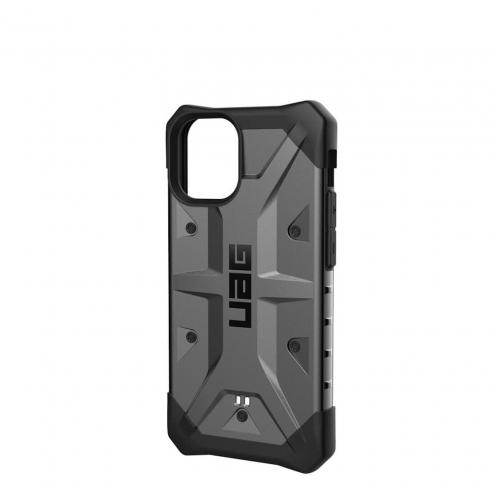 Coque ( UAG ) Urban Armor Gear Pathfinder pour iPhone 12 MINI Argent
