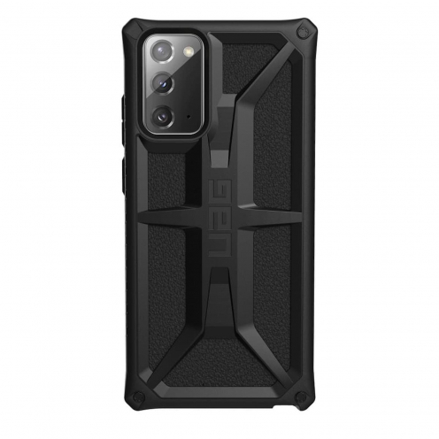 Coque ( UAG ) Urban Armor Gear Monarch pour Samsung Note 20 Noir