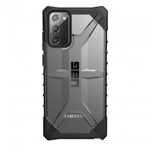 Coque ( UAG ) Urban Armor Gear Plasma pour Samsung Note 20 Transparent