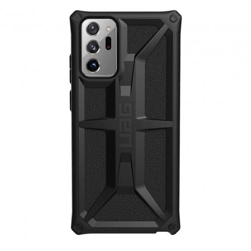 Coque ( UAG ) Urban Armor Gear Monarch pour Samsung Note 20 ULTRA Noir