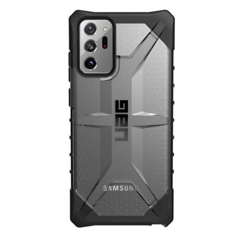 Coque ( UAG ) Urban Armor Gear Plasma pour Samsung Note 20 ULTRA Transparent