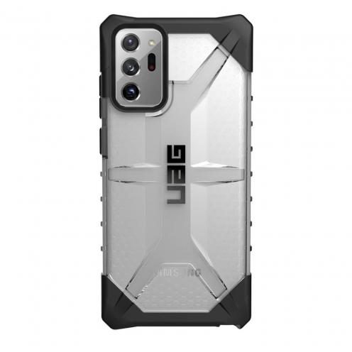 Coque ( UAG ) Urban Armor Gear Plasma pour Samsung Note 20 ULTRA Noir Transparent