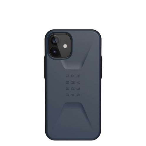 Coque ( UAG ) Urban Armor Gear Civilian pour iPhone 12 MINI mallard