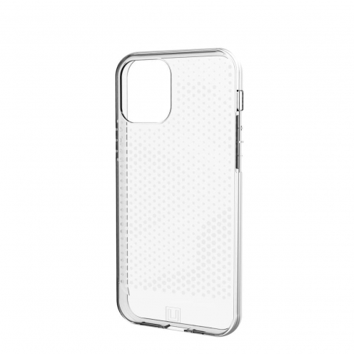 Coque ( UAG ) Urban Armor Gear Lucent pour iPhone 12 / 12 PRO ice