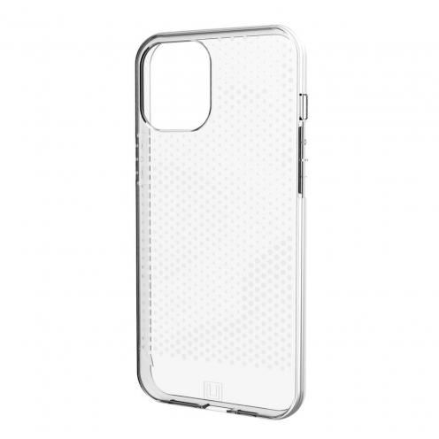 Coque ( UAG ) Urban Armor Gear Lucent pour iPhone 12 PRO MAX Transparent ice
