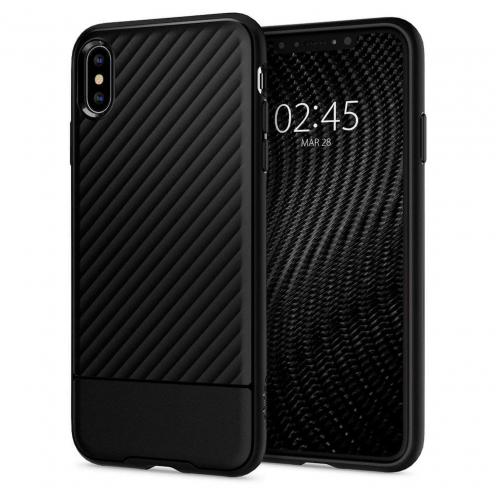 Coque SPIGEN Core Armor pour Iphone XS Max Noir