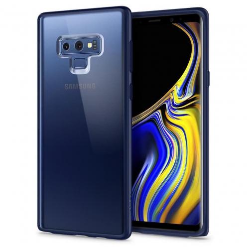 Coque SPIGEN Ultra Hybrid Samsung NOTE 9 ocean Bleu