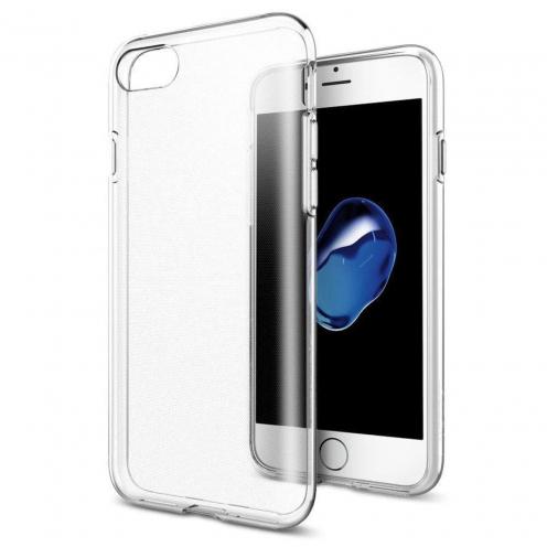 Coque SPIGEN Liquid Crystal pour Iphone 7 PLUS / 8 PLUS transparent