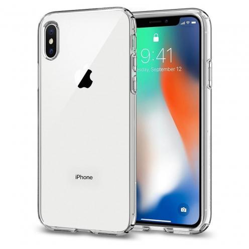 Coque SPIGEN Liquid Crystal pour Iphone 7 / 8 transparent
