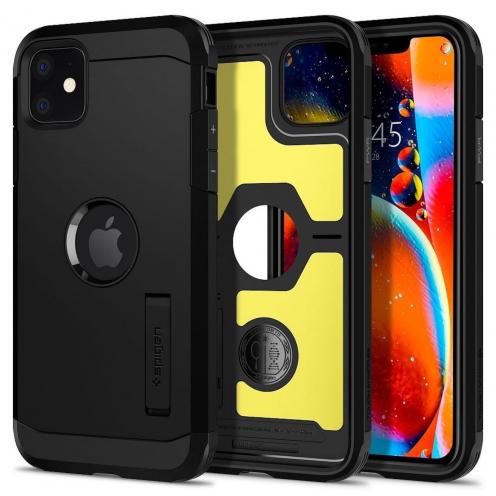 """Coque SPIGEN Tough Armor """"XP"""" Iphone 11 ( 6.1 ) Noir"""